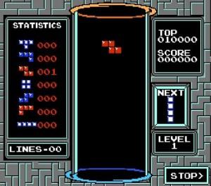 Tetris Portal Hybrid